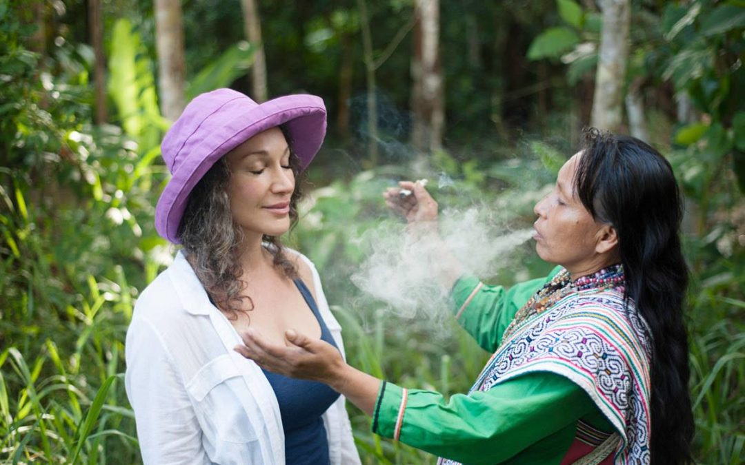 2018-06  Madre Ayahuasca – Femininity and Shamanism