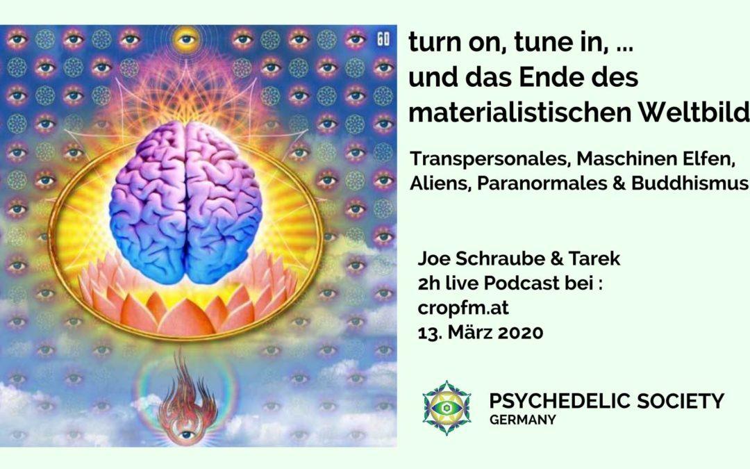 CropFM : Psychedelika & unser materialistisches Weltbild